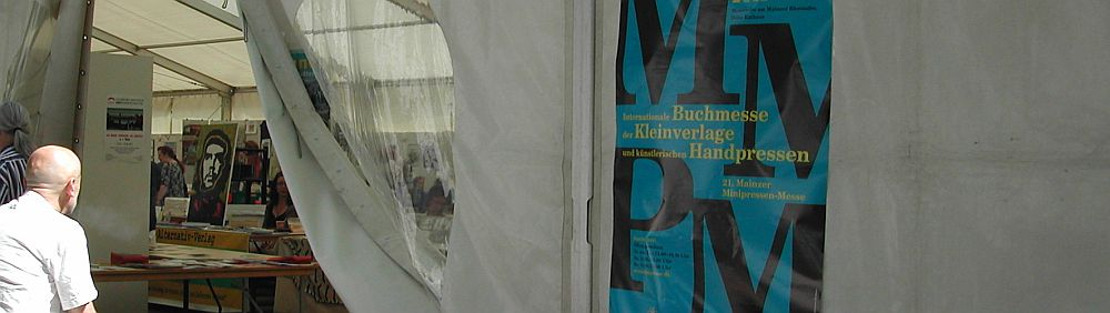 Minipressenmesse 2011, Mainz