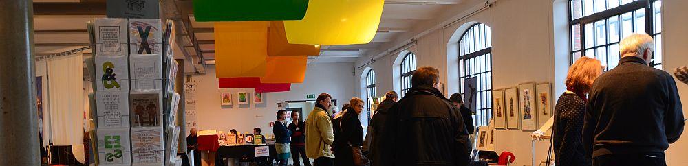 Norddeutsche Handpressenmesse 2013, Hamburg