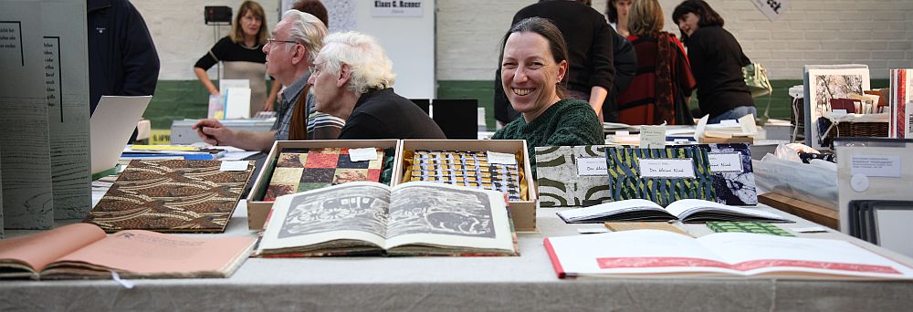 Frauenfeld Fine Press Book Fair 2008, Switzerland