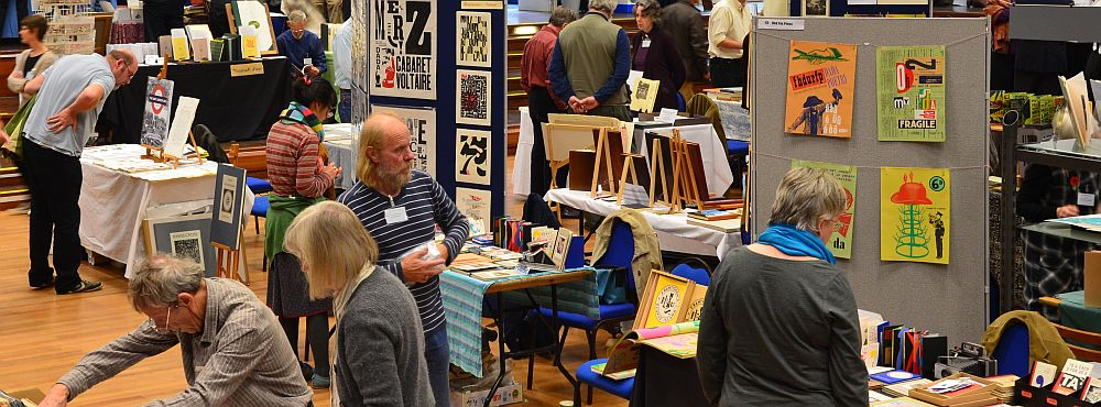 Fine Press Book Fair 2011, Oxford (UK)