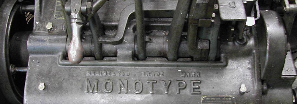 Greno-monotype