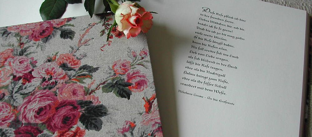 Poetical Rose Book
