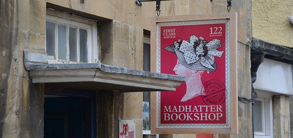 Madhatter Bookshop, Burford