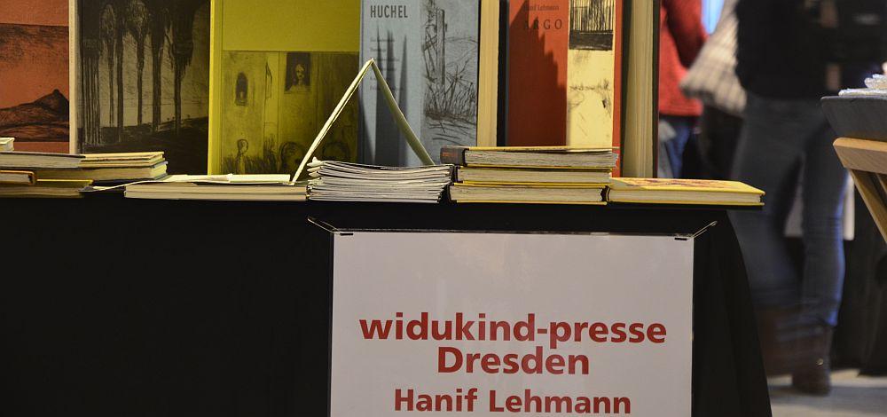 Widukind-Presse at Norddeutsche Handpressenmesse 2016