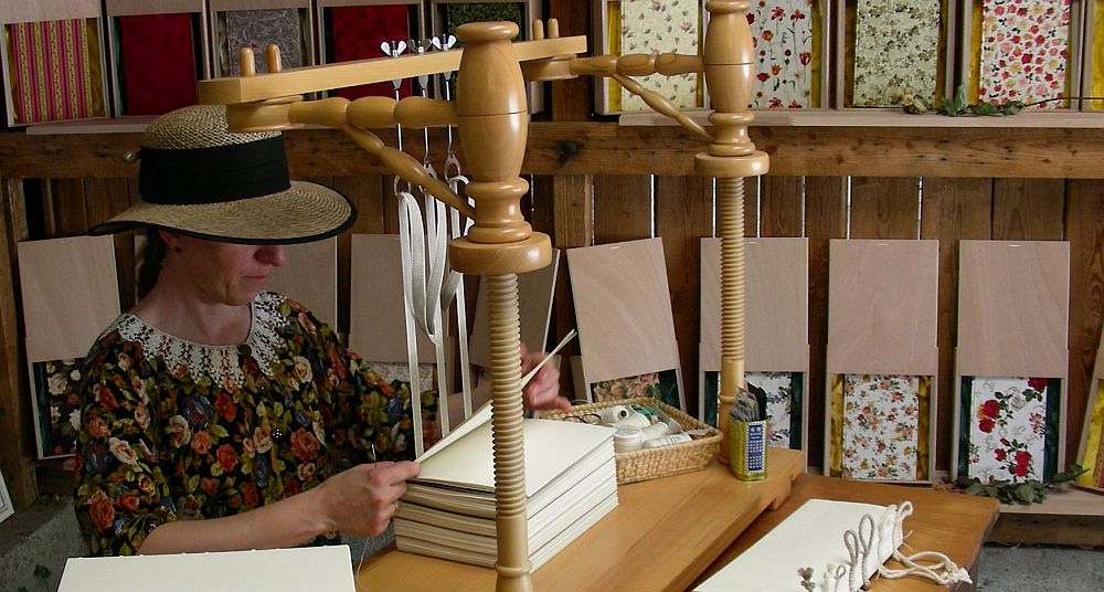 Sewing sections