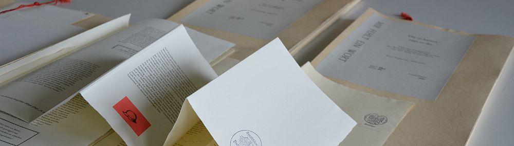 Historical binding