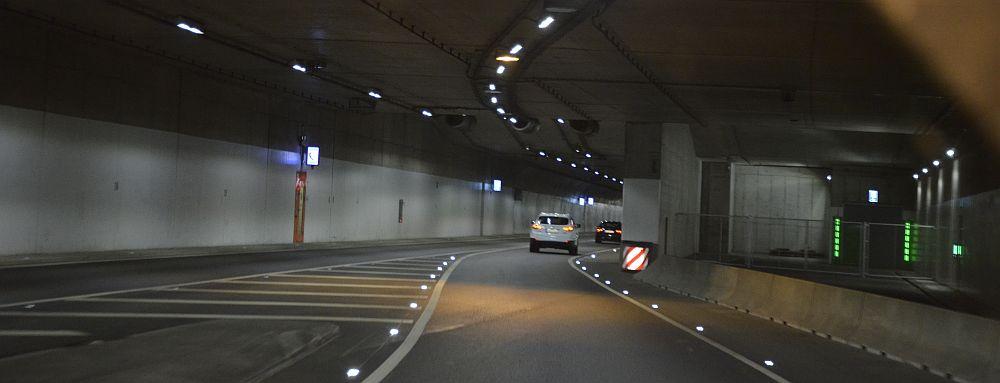 Einhorn Tunnel in Schwäbisch Gmünd